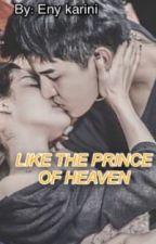 LIKE THE PRINCE OF HEAVEN by enikarini