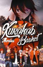 Kuroko's basket by jborius