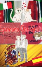 Spamano One-Shots by affanuoro