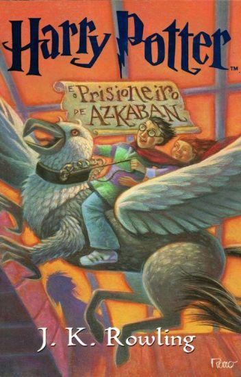 Marotos lêem Harry Potter e o Prisioneiro de Azkaban