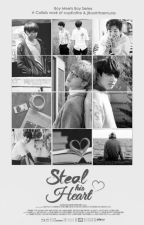 Steal His Heart ✧ jikook  by cupKathe