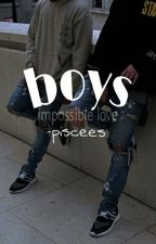 Boys  by -piscees