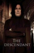 The descendant BOOK 1- Severus Snape love story by poopydustbuster