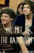 We Met In The Bathroom  by kitchensinklarry