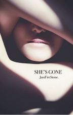 She's Gone by JustFireStone