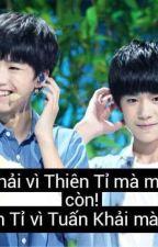 {NC17 oneshort KTs} My love by thienti1403