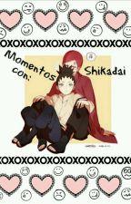 Momentos Con Shikadai by SunaSabakuAlejandra