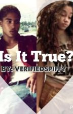 Is It True? (A Roc Royal Love Story) by verifiedspiffy