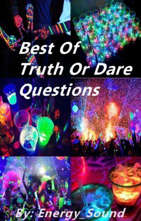 Embarrassing dare questions