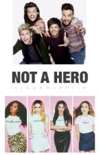 Not A Hero || One Direction, Little Mix by millenniumangel