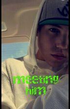 Meeting Him (M.E.)  by ashlynewashere