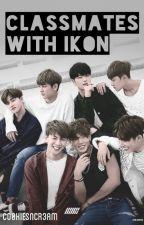 Classmates with iKON by co0kiesncr3am