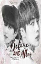 Before And After by protectseokjin