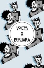 Voices | Bokuaka by spaction