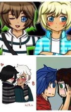 Ro'Meave Love Stories ~ Minecraft MyStreet by JennaLeigh1