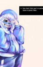 The Hole-Sans X Reader by Ilovefanfics2000