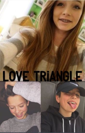 Love Triangle (Tyler Brown & Jacob Sartorius Fanfic)