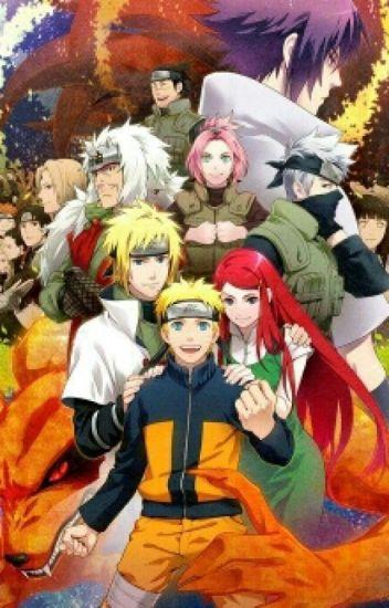 Naruto Reader Insert
