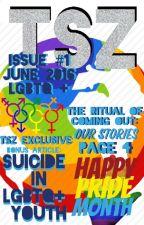 TSZ Magazine: June 2016 (Issue #1) by TheSafeZone