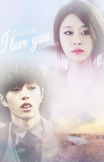 Saying I love you → Myungyeon [drop]