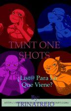 TMNT one-shots by TRINATREJO