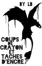 Coups de Crayon et Taches d'Encre {DrawBook} by LB_NekOlimar