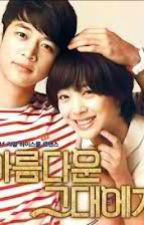 To The Beautiful You by shineefxlover101