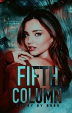 Fifth Column ♡ S. ROGERS  by springfaerie