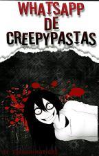 WhatsApp Creepypasta by MinYoonMochi_