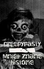 Creepypasty | Mniej znane historie by iljfbtssm