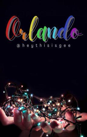 Orlando [#Wattys2016] by NekoShiiro