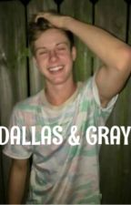 Dallas & Gray ( blake gray ) by 0klashton