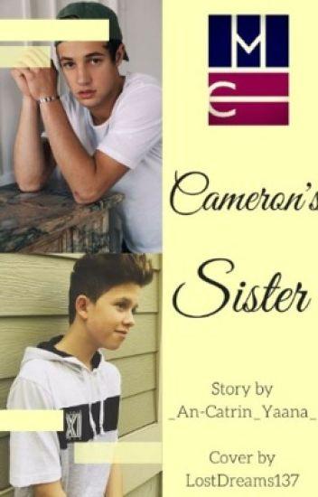Cameron's Sister || jacob sartorius ff ||german #wattys2016