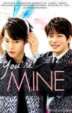 You're Mine [JaeDo/DoJae] [NCT] by KimUminBaozi