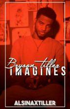 Bryson Tiller Imagines by AlsinaxTiller