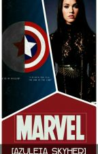 Marvel:  [Azuleia Skyher] by shania189