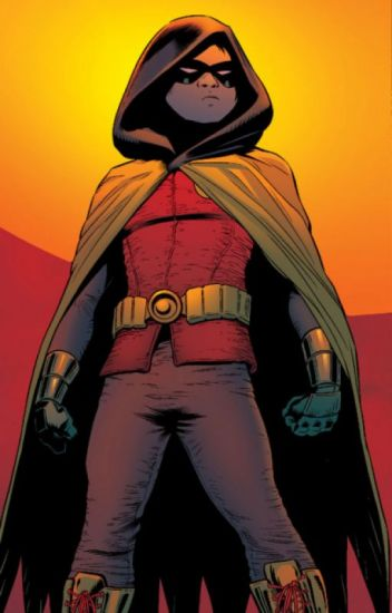 Damian Wayne x Reader- Rescued