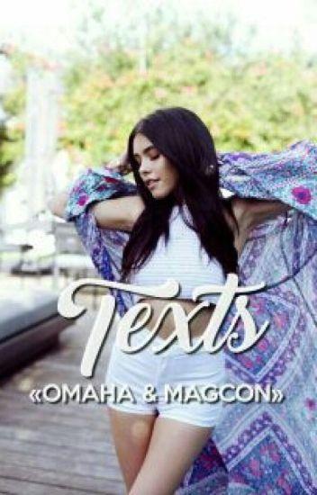 Texts《Omaha/Magcon》