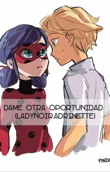 Dame Otra Oportunidad (LadyNoir,Adrinette)