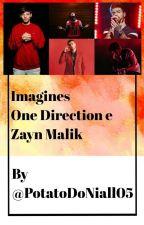 Imagines One Direction E Zayn Malik by PotatoDoNiall05