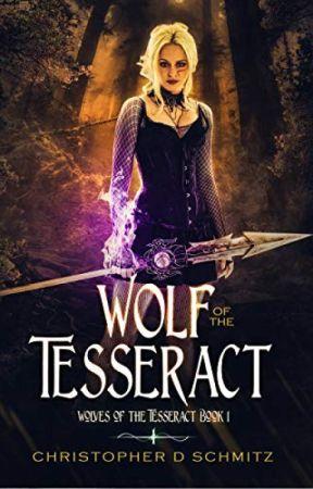 Wolf of the Tesseract by ChristopherSchmitz