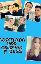 Adoptada Por Celopan Y Zeus by PikachuPikaPi