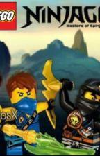 Lego Ninjago (Los Ninjas Y Tu). by Ninjago320XD