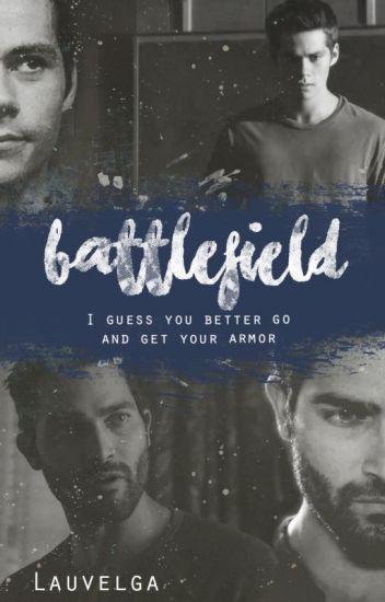 Battlefield [m-preg]
