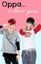 ♡ Oppa, I Love You ♡ ( MarkNior ) {FanFic} by xXMinGlenXx