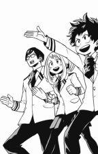 You're My Happiness | A Boku no Hero Academia Fanfiction  by KawaiiPlum