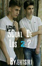 ¿Cuál De Los 2? by ehtsiri