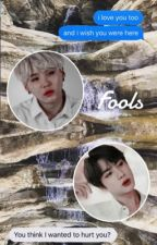 Fools ー yoonjin ⚣ book 2 [COMPLETED] by taesthestic