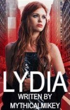 Lydia // Barry Allen by MythicalMikey