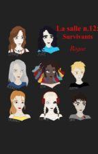 La salle n.12: Survivants by jarvis_is_my_copilot